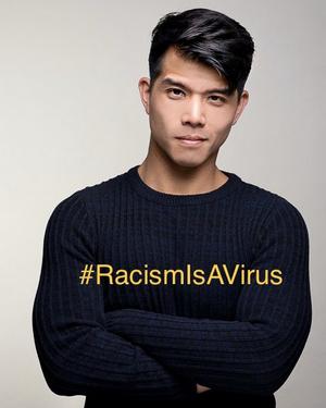 Telly Leung, Ann Harada And More Rally Behind #RacismIsAVirus