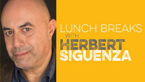 BWW Interview: San Diego Repertory Theatre invites you to  LUNCH BREAKS WITH HERBERT SIGUENZA