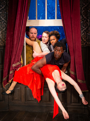 THE PLAY THAT GOES WRONG  Cancelled at Popejoy