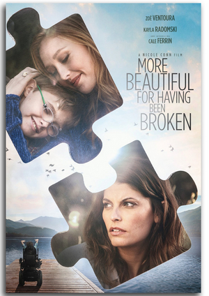 Nicole Conn's 'More Beautiful For Having Been Broken' Will Be Released Worldwide This Spring