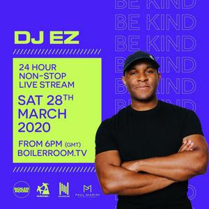 DJ EZ to Perform Another Marathon 24-Hour Set