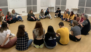 First-Year Theatre Students Create Online DIY Drama Classes for Parents and Children