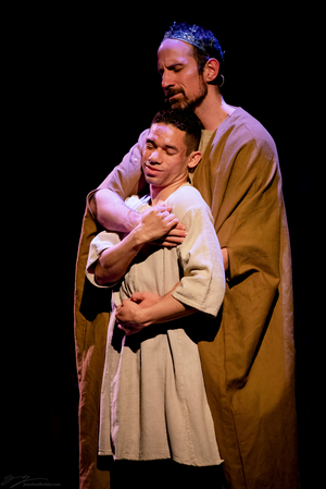 Openings of the Closed: BELOVED KING, A QUEER BIBLE MUSICAL at Oberon