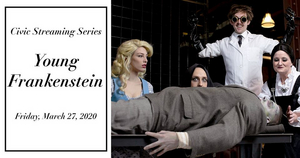 Spokane Civic Theatre Will Stream YOUNG FRANKENSTEIN on Facebook Today