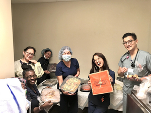 FIELDS GOOD CHICKEN Gives Back to the NYC Community
