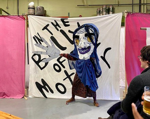 Openings of the Closed: IN THE BELLY OF THE MOTHER at Plenty Collective