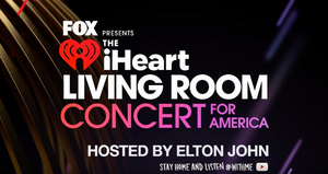 WATCH: Elton John Hosts The iHeart Living Room Concert for America