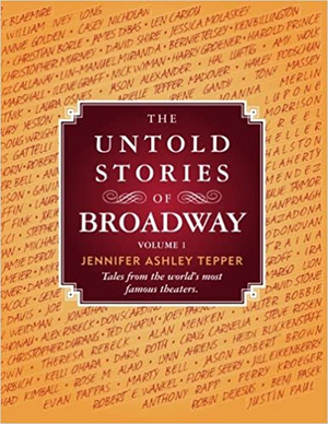 BWW Book Club: Read an Excerpt from UNTOLD STORIES OF BROADWAY: The Richard Rodgers Theatre