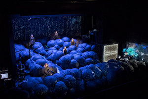 BWW Review: A SANDWICH WITH A MAN at Teatr Nowy In Poznan, New edition of old(?).