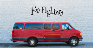Foo Fighters Announce Rescheduled Dates For Van Tour 2020