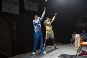 BWW Review: MEMOIRS OF AN ASIAN FOOTBALL CASUAL, Archive Recording at Curve