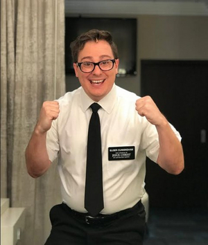 BWW Interview:  Jonathan Sangster of THE BOOK OF MORMON talks about role, what he's doing now, and the resilience of the arts