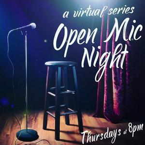 Carolina Theatre Will Host a Virtual Open Mic Night