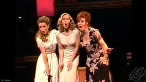 VIDEO: Rebecca Luker, Sarah Uriarte Berry, and Debbie Gravitte Perform 'Sing For Your Supper' from THE BOYS FROM SYRACUSE