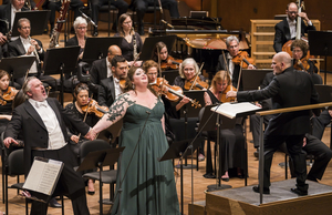 The New York Philharmonic Announces Video Broadcasts of DIE WALKURE and THE MOTHER OF US ALL