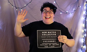 BWW Interview: Jasmin Haddad of  New Match Collective talks about virtual Boozin with the Bard, and her project to support San Diego Artists