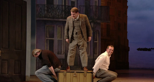 VIDEO: National Theatre's ONE MAN, TWO GUVNORS Starring James Corden, Streaming Now!