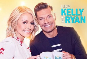 Scoop: Upcoming Guests on LIVE WITH KELLY AND RYAN, 4/6-4/10