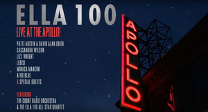 Concord Jazz Will Release 'Ella 100: Live At The Apollo!'; Listen to Two Tracks Now!