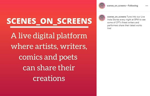 BWW Interview: Sophie Joans creator of SCENES ON SCREENS