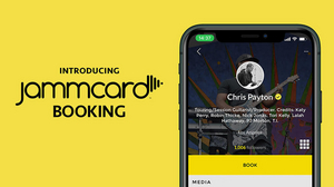 Jammcard Launches New Artist Booking Feature
