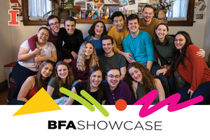 University of Illinois at Urbana-Champaign Announces 2020 BFA Digital Showcase