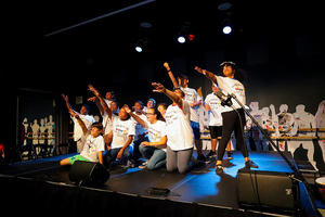 Auditorium Theatre's Hearts to Art Summer Camp Returns for 16th Summer