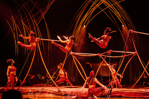 BWW Review: CIRQUE DU SOLEIL Presents Exciting 60-Minute Streaming Specials