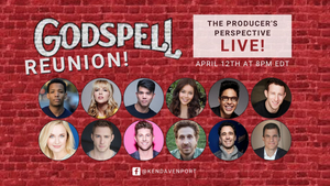 2011 Broadway Company of GODSPELL Will Reunite to Raise Money for The Actors Fund