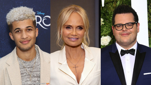 Kristin Chenoweth, Jordan Fisher, Josh Gad, & More Join THE DISNEY FAMILY SINGALONG on ABC
