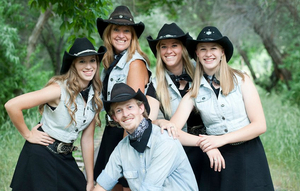 BWW Feature: MAMA'S WRANGLERS entertains online with latest online performances