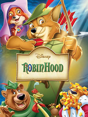 Disney+ At Work On ROBIN HOOD Remake