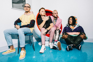 Issues Drop Stripped Down Version Of Single 'Tapping Out'