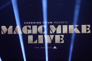 MAGIC MIKE LIVE Will Open in Sydney