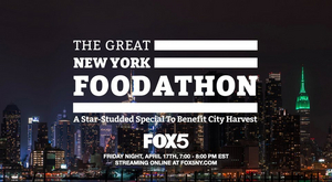 THE GREAT NEW YORK FOODATHON to Feature John Legend, Neil Patrick Harris, & More!