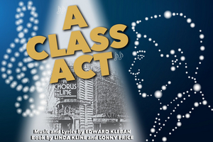 J2 Spotlight Musical Theater Company Announces September Dates for A CLASS ACT