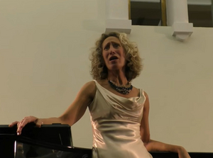 Naples Opera Singer Jodi Keogan Performs For Residents of Apartment Building While Social Distancing