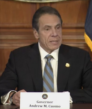 Governor Cuomo Extends New York Shutdown Until at Least May 15