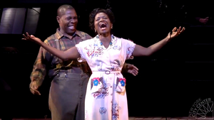 VIDEO: LaChanze is 'Taking A Chance On Love' in New #EncoresArchives!