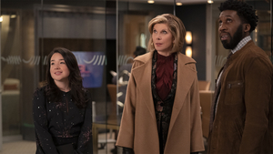 BWW Recap: THE GOOD FIGHT Shows the Ruff Side of the Judicial System