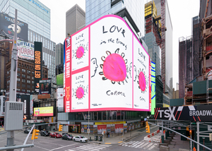 New York City Billboards to Display Pride and Gratitude for Frontline Workers
