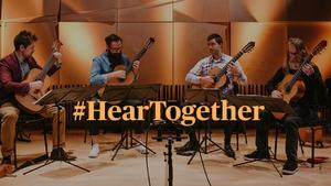 Melbourne Recital Centre Launches #HearTogether