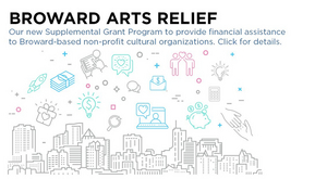 Broward Cultural Division Announces the Broward Arts Relief Fund