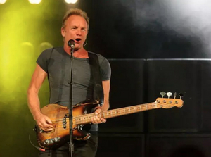 Sting Will Perform With the Greensboro Symphony Orchestra