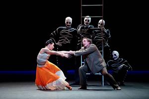 BWW Review: ENGLISH NATIONAL BALLET - BROKEN WINGS, Sadler's Wells
