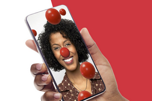 Red Nose Day Launches First Ever Digital Red Nose