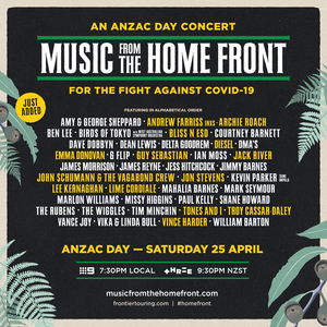 Tim Minchin and More Join Lineup for Anzac Day Special Televised Concert Event This Saturday