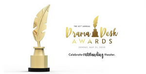 65th Annual Drama Desk Awards Will Be Announced On NY1 On May 31