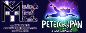 Nathan Salstone, Crystal Kellogg and More to Be Featured in PETE(HER)PAN Virtual Production