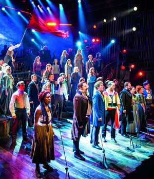 BWW Review: LES MISERABLES: THE STAGED CONCERT, Digital Download
